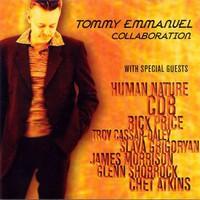 collaboration studio album by tommy emmanuel 1998. Black Bedroom Furniture Sets. Home Design Ideas