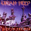 Uriah Heep, Live in the USA