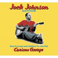 Jack Johnson, Sing-A-Longs and Lullabies for the Film Curious George