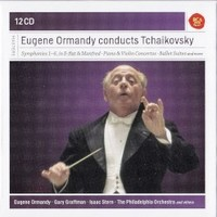 Eugene Ormandy & The Philadelphia Orchestra, Eugene Ormandy Conducts Tchaikovsky