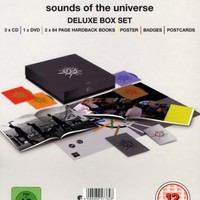 Depeche Mode, Sounds of the Universe (Deluxe Box Set)
