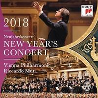 Riccardo Muti & Wiener Philharmoniker, New Year's Concert 2018