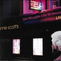 John McLaughlin and the 4th Dimension, Live at Ronnie Scott's