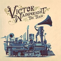Victor Wainwright, Victor Wainwright and the Train