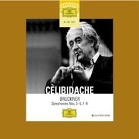 Sergeu Celibidache, Munchner Philharmoniker, Bruckner: Symphonies Nos. 3-5; 7-9