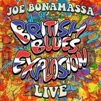 Joe Bonamassa, British Blues Explosion Live