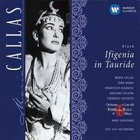 Maria Callas, Orchestra e Coro del Teatro alla Scala di Milano, Nino Sanzogno, Gluck: Ifigenia in Tauride