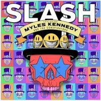 Slash, Living The Dream (feat. Myles Kennedy and The Conspirators)