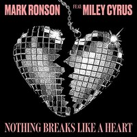 Mark Ronson, Nothing Breaks Like a Heart (feat. Miley Cyrus)