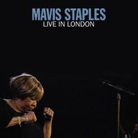 Mavis Staples, Live in London