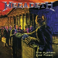 Megadeth, The System Has Failed (Remaster)