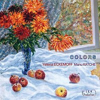 Yelena Eckemoff & Manu Katche, Colors