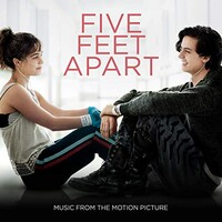 """Andy Grammer, Don't Give Up On Me (From """"Five Feet Apart"""")"""
