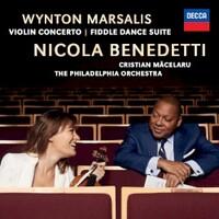 Nicola Benedetti, Marsalis: Violin Concerto; Fiddle Dance Suite