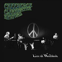 Creedence Clearwater Revival, Live At Woodstock