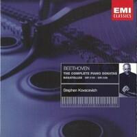 Stephen Kovacevich, Beethoven: The Complete Piano Sonatas; Bagatelles Op. 119 & Op. 126