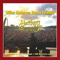 Miller Anderson, Miller Anderson Band & Friends: Live at Herzberg Festival 2018