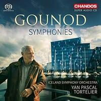 Iceland Symphony Orchestra & Yan Pascal Tortelier, Gounod: Symphonies