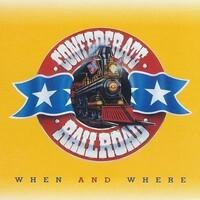 Confederate Railroad, When And Where