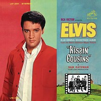 Elvis Presley, Kissin' Cousins