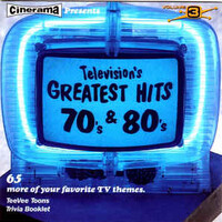 Various Artists, Television's Greatest Hits, Vol. 3: 70's & 80's