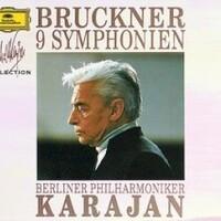 Berliner Philharmoniker & Herbert von Karajan, Bruckner: 9 Symphonien