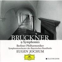 Berliner Philharmoniker & Symphonieorchester des Bayerischen Rundfunks & Eugen Jochum, Bruckner: 9 Symphonies