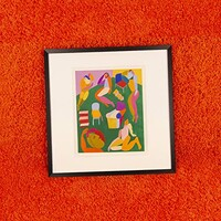 Charlie Burg, Channel Orange In Your Living Room