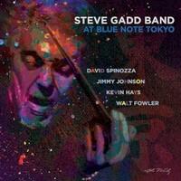 Steve Gadd Band, At Blue Note Tokyo