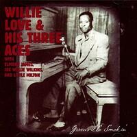 Willie Love, Greenville Smokin'