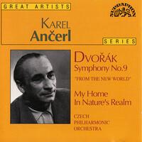 "Karel Ancerl, Czech Philharmonic Orchestra, Dvorak: Symphony No. 9 ""From The New World"""