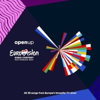 Various Artists, Eurovision Song Contest Rotterdam 2021