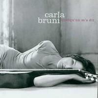 Carla Bruni, Quelqu'un m'a dit
