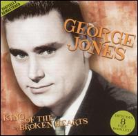 George Jones, King Of The Broken Hearts