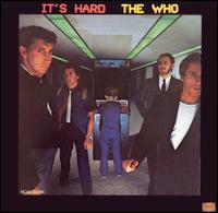 The Who, It's Hard