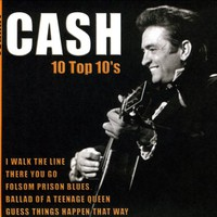 Johnny Cash, 10 Top 10's