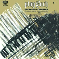 Jacques Loussier, Play Bach No. 3