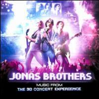Jonas Brothers, Music From The 3D Concert Experience
