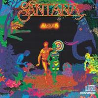 Santana, Amigos