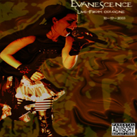 Evanescence, Live In Cologne, Germany (10-17-2003)