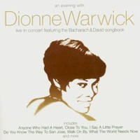 Dionne Warwick, An Evening With