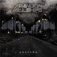 Abandon All Ships, Geeving
