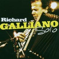 Richard Galliano, Solo