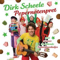 CD album cover of Pepernotenpret