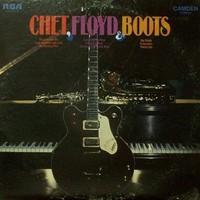 Chet Atkins, Floyd Cramer, Boots Randolph, Chet, Floyd & Boots