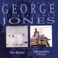 George Jones, The Battle / Memories of Us