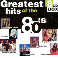 Various Artists, Greatest Hits Of The 80's