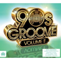 Various Artists, Ministry of Sound: 90s Groove, Volume II