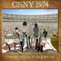 Crosby, Stills, Nash & Young, CSNY 1974