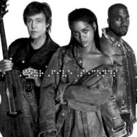 Rihanna, Kanye West & Paul McCartney, FourFiveSeconds